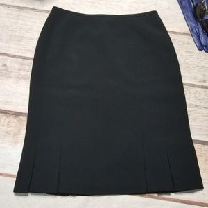 Liz Claiborne Black Pencil Skirt